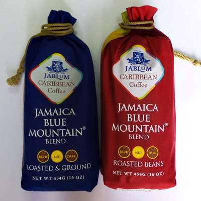 JABLUM Caribbean Blend Blue Mountain Coffee