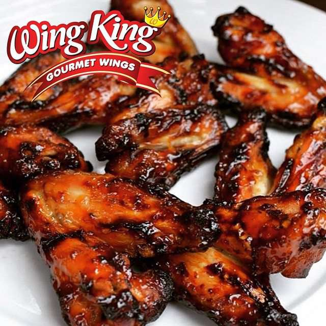 For the best gourmet wings in Jamaica, make it Wing King in Kingston